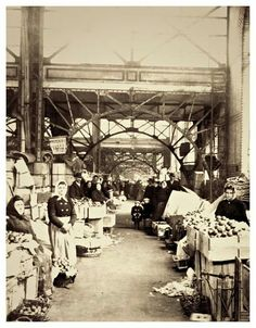 1896. Rákóczi téri vásárcsarnok. Old Pictures, Old Photos, Vintage Photos, Budapest Hungary, Historical Photos, The Past, Landscape, History, Austria