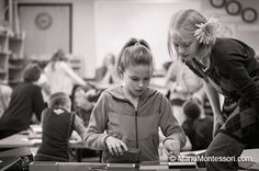 Elementary Montessori School
