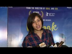 Sunidhi Chauhan at the screening of DHANAK movie.