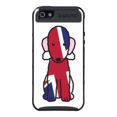 Bedlington Terrier Dog Breed Cartoon iPhone 5 Case