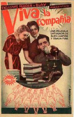 """Viva la compañía (1934) """"Vive la compagnie"""" de Claude Moulins - tt0191638"""