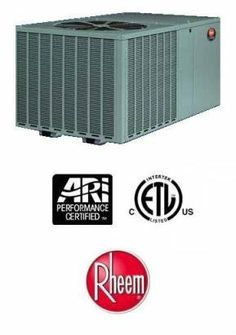 5 Ton 14 Seer Rheem Package Heat Pump - RQPMA060JK000 by Rheem. $3359.00. 2 Stage Package Heat Pump with Horizontal Supply/Return (R-410A) Package Heat Pump is an all-in-one Heating and Air Conditioning unit including blower. Eliminates need for indoor air handler and copper lines.