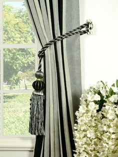 Curtains - page 21 Traditional Curtains, Drapery, Window Treatments, Windows, Window Ideas, Grey, Denver, Inspiration, Ramen
