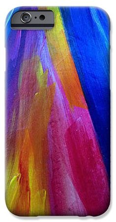 Color Explosion 5 iPhone Case by Gale Patterson