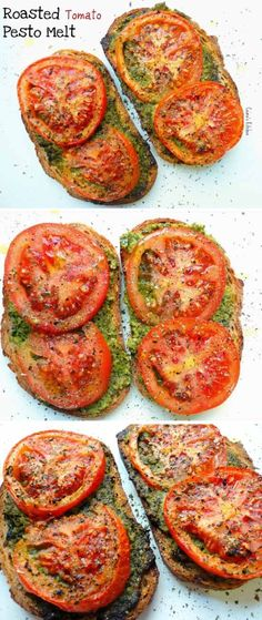 I hinted at an amazing Baked Tomato Sandwich in my last post and I knew I had to share with …