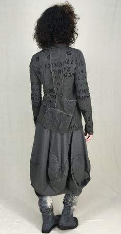 Rundholz Black Label Dagmar Jacket and Freya Skirt at Hats and Haberdashery