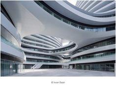 Galaxy Soho / Zaha Hadid Architect