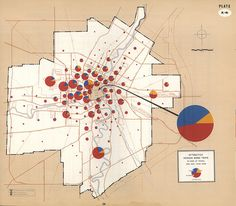 Attracted Person Work Trips by Mode of Travel 1962-1963 Peak Hour (1966) | Flickr – Condivisione di foto!