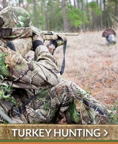 Check out the best products for turkey hunting.