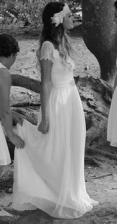Beautiful low back wedding dress with lace by Graceloveslace, $995.00