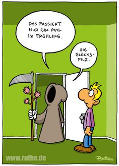 home cartoon Glckspilz Funny Cartoons, Funny Comics, German Grammar, German Language Learning, Done With You, Haha, Comedy, Funny Pictures, Jokes