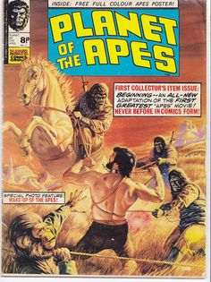 PLANET OF THE APES No 1
