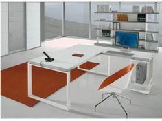 Scrivania Ufficio Angolo : 47 fantastiche immagini in angolo scrivania su pinterest ufficio