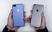 iPhone 7 Plus compared to iPhone Plus: Should you upgrade? Iphone Comparison, Iphone 7 Plus, Apple Iphone, Gadgets, Entertaining, Youtube, Giveaway, Prize Draw, Gadget