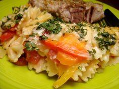 October 1: Roasted Vegetable