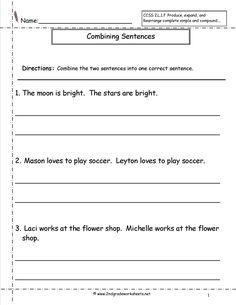 rearrange sentences worksheet grammar worksheets complex sentences 2nd grade writing. Black Bedroom Furniture Sets. Home Design Ideas