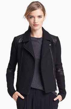 Vince Bouclé Moto Jacket | Nordstrom gifts under $600 LIMITED TIME $700 original price