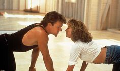 """Johnny & Frances 'Baby'  """"Dirty Dancing"""