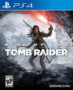 Rise of the Tomb Raider - PlayStation 4 Square Enix http://www.amazon.com/dp/B013HMN66M/ref=cm_sw_r_pi_dp_KgBJwb1J725Y1