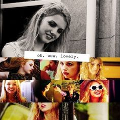 cassie from skins uk aka my spirit animal Best Tv Shows, Best Shows Ever, Movies Showing, Movies And Tv Shows, Dr Who, Cassie Skins, Hannah Murray, Skins Uk, Music Tv