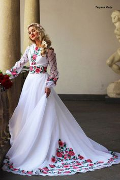 Evening Dresses, Prom Dresses, Formal Dresses, Romanian Wedding, Robes Quinceanera, Dress Outfits, Fashion Dresses, Ethno Style, Culture Clothing
