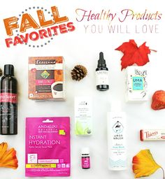 Check out my healthy Fall favorites I know you will love! From muscle rubs to face mask and breath mints to coffee replacers, I have you covered.