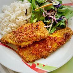Okra, Lasagna, Diet Recipes, Meals, Chicken, Ethnic Recipes, Food, Gumbo, Meal