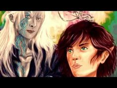 """Aelven Saga: """"The Miw Jewel part.1"""" - How the cover of my book and map are born - YouTube"""