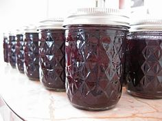 blueberry and pineapple jam