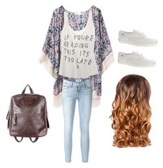 """Teen fashion / outfit"" by madisenharris on Polyvore"
