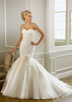 Sweetheart Mermaid Wedding Dress