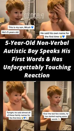 Nonverbal autism is something that many people don't know about, yet it's thought that around one-third of all people diagnosed with autism are considered nonverbal.