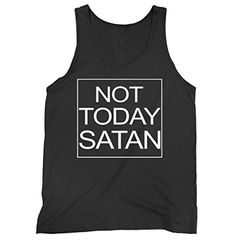 Not Today Satan Jersey Tank Top FUNKI SHOP https://www.amazon.com/dp/B074FYKXF2/ref=cm_sw_r_pi_dp_x_yYXHzbTWS5N25