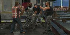 Merryweather Security | Central Park GANG Wars