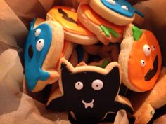 Halloween Cookies, Birthday Parties, Sweets, School, Party, Desserts, Anniversary Parties, Sweet Pastries, Birthday Celebrations