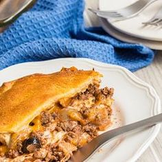 Cheeseburger Casserole @keyingredient #cheese #cheddar #casserole