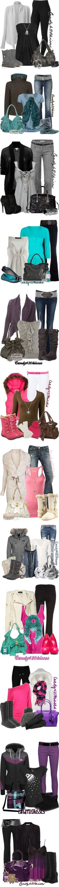 """October-November"" by candy420kisses on Polyvore:"