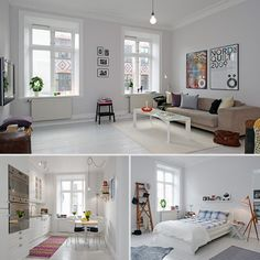Swedish Charm: Peek Inside an Eclectic Scandinavian Apartment