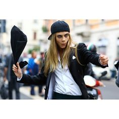 CARA DELEVINGNE, F/W 2012 ❤ liked on Polyvore featuring cara and pictures