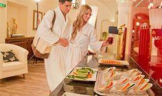 Leichte Kost nach der Wellness im Hotel Jagdhof