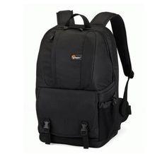 voorkant Lowepro Fastpack 250 Zwart