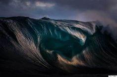 Fotógrafo daltónico convierte las olas en obras de arte - Fotografía - http://befamouss.forumfree.it/?t=71381964