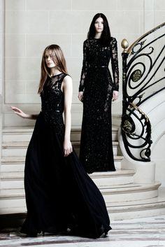 fashionloveskarl:  Tanya Katysheva and Kate Bogucharskaia for Elie Saab