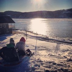 #Marist Snow Days!