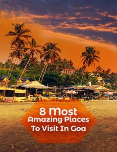 Here, take a quick glance at the best places to visit in Goa in December. Visit Goa as the city sets itself to sparkle with enthusiasm and celebrates all these happening parties & festivities in absolute glee and merriment. Best Places To Travel, Cool Places To Visit, Beach Trip, Vacation Trips, Goa Travel, Paris Travel, Travel Destinations, Weather In India, Goa India