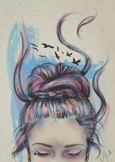plaits in pastel http://pollypixels.deviantart.com/