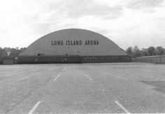 Long Island Arena in Commack, NY,,,saw a bit hockey and wrestling here moons ago...:-) Roof Leak Repair, Montauk Point, Suffolk County, Long Island Ny, Walkabout, Old Building, Old West, Childhood Memories, How To Memorize Things