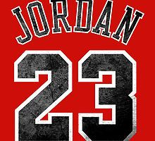 Ιορδανία 23 Jersey φοριούνται από MountyBounty