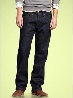 guys, here's what good jeans look like.  good fit, good wash, not distressed or faded!...same rules apply to you too ladies!
