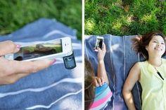 Lente espiã para câmera de celular permite espionar pessoas | ID Traduzidas